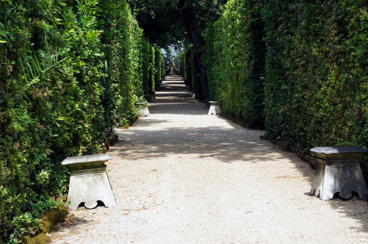 All italiana il punto di vista di monica sgandurra 1 i giardini del quirinale paesaggiocritico - I giardini del quirinale ...