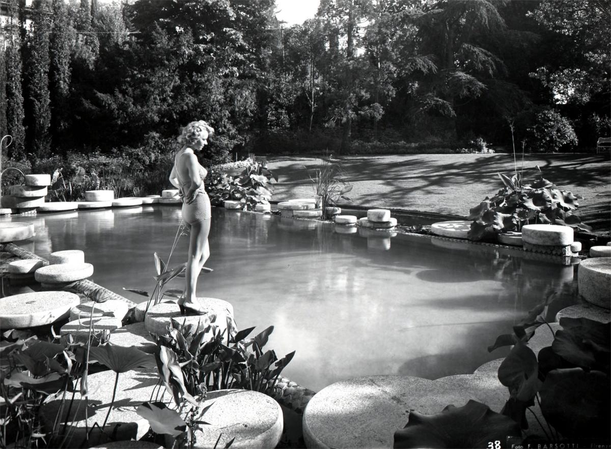 Leggere giardini la recensione di lucilla 12 pietro porcinai e luigi vanvitelli - Villa la terrazza ...