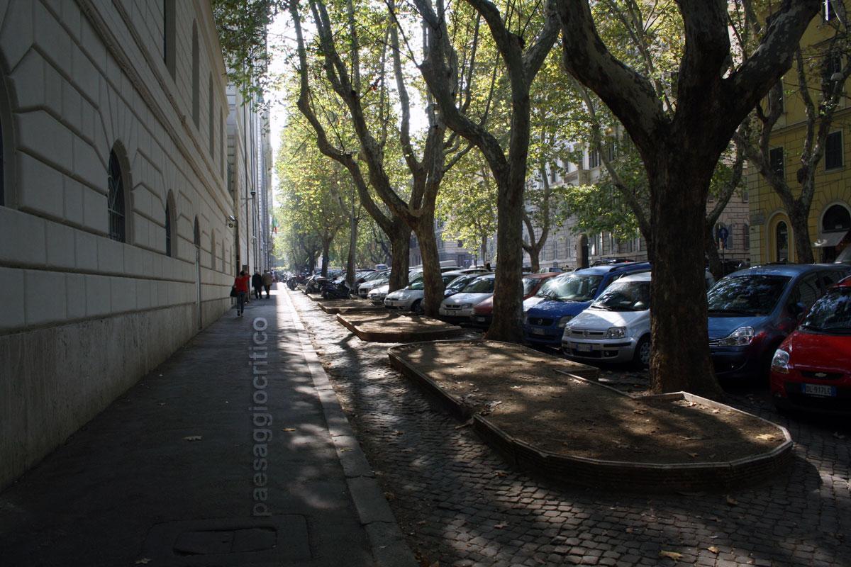 Hotel Viale Castro Pretorio Roma