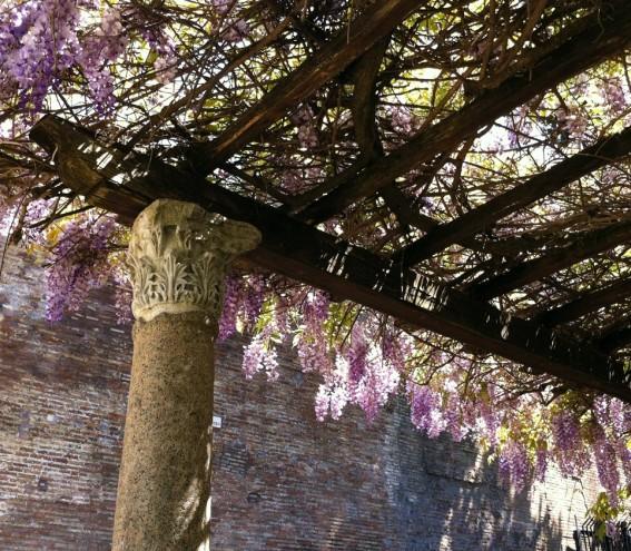 adagio per giardini romani